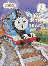 Beginner Books: A Crack in the Track by W. Awdry, Jane E. Gerver and Wilbert...