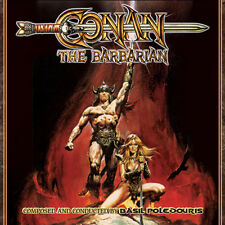 Conan The Barbarian - 3 x CD Expanded Score - Limited Edition - Basil Poledouris
