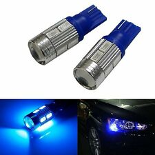 T10 LED High Power Projector Parking light Bulb For HONDA Bikes