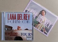 LANA DEL REY * HONEYMOON * AUSTRALIA 14 TRK CD w/ EXCLUSIVE POSTCARDS * BN&M!
