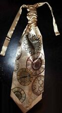 L@@K! Custom Steampunk Clocks Ascot  Cravat - NEW DESIGN