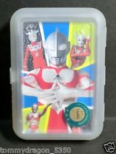 "VTG New Old Stock ""Ultraman Great"" Mini Deck Licensed Sticker on the Cover"