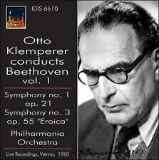 Beethoven / Klemperer / Phil Orch - Otto Klemperer Conducts Beethoven [CD New]