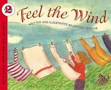 Feel the Wind (Let's-Read-and-Find-Out Science 2)-ExLibrary