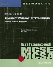 70-270: MCSE Guide to Microsoft Windows XP Professional, Enhanced by James Mich
