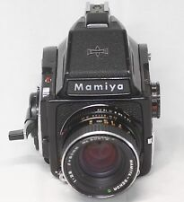 Mamiya M645 1000S Medium Format Camera w/ Sekor C Macro 80mm F/4 Lens