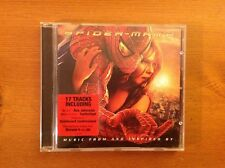 SPIDER-MAN 2 original motion picture soundtrack CD