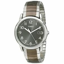 Timex Men's Elevated Classics Quartz Two Toned Stainless Steel Watch T2N949