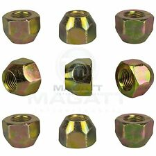 16 Wheel nuts to Steel and Alloy Nissan Almera Bluebird Cherry Cube Evalia