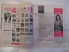 Salut les copains – N° 9 –avril 1963 – traces d'usages - pas de couverture -