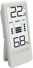 Technoline WS9119 Digital Temperature and Humidity Monitor