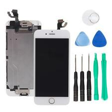 """LCD Lens Touch Screen Display Digitizer Assembly Replace for 4.7"""" iPhone 6 White"""