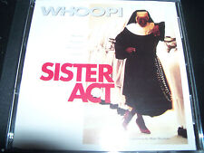 Sister Act Original Movie Soundtrack CD - Like New