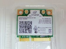 Intel 7260  802.11ac Bluetooth 4.0 - WiFi  2-band 867Mbps for Dell XPS 27 AIO