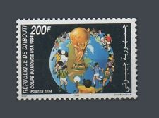 DJIBOUTI SOCCER WORLD CUP USA COUPE MONDE FOOTBALL 1994 MNH ** RARE