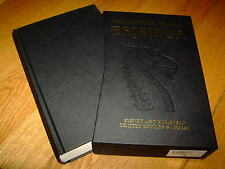 CHRISTOPHER PAOLINI-BRISINGR-SIGNED LTD-2008-HB-DOUBLEDAY-1ST-SLIPCASE-F-RARE