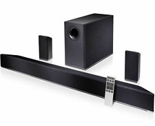 NIB Vizio S4251W-B4 42-Inch 5.1 Channel Sound Bar w Wireless Subwoofer Speakers