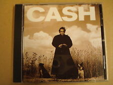 CD / JOHNNY CASH - AMERICAN RECORDINGS
