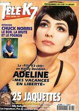1995: ADELINE BLONDIEAU_CHUCK NORRIS_JEAN-CLAUDE DROUOT_RICHARD DEAN ANDERSON