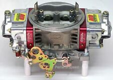 AED U650HO Holley Double Pumper Carburetor Ultra Aluminum HP Dyno Carb 650 HO