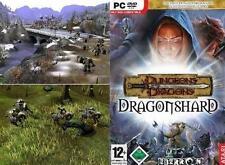 DRAGONSHARD Dungeons and Dragons Strategie XP Vista Neuwertig