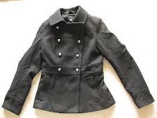 Jacke von H&M, Größe 34, schwarz