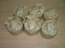 6 pc lot replacement civilian gas mask filter NATO ISRAEL USSR 40mm canister GP5