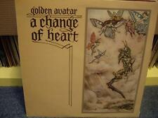 GOLDEN AVATAR - A CHANGE OF HEART , SUDARSHAN 1976 , M-/M- ,LP