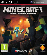 Minecraft: PlayStation 3 Edition (Sony PlayStation 3, 2014) PS3 game
