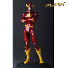 "Cool! CRAZY Toys Super Hero The Flash 25cm/12"" PVC Figure Statue Toy New No Box"