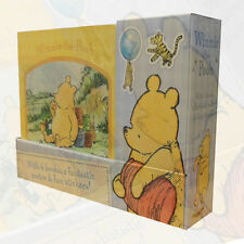 Winne the Pooh 6 Books Poster & Fun Stickers Collection Pack Set RRP: £17.94 BNB