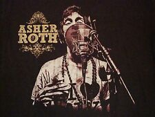 Asher Roth The Great Hangover Concert Tour 2009 Hip Hop Music T Shirt XL