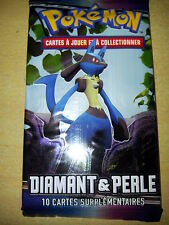 BOOSTER POKEMON - DIAMANT ET PERLE BASE DP1 - NEUF FR - CARTE POKEMON - LUCARIO