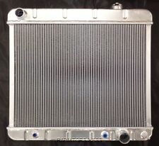 NEW 3 ROW ALL ALUMINUM RADIATOR 61-66 PONTIAC OLDS CARS MANY GM MODELS