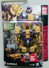 Hasbro Transformers Combiner Wars - Swindle - Action Figure - 5""