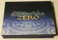 Record of Agarest War Zero Boxed Set of Themed Playing Cards Collectable