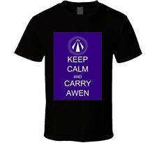 """Keep Calm & Carry Awen"" T-Shirt"