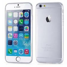 Heavy-Duty HD Clear TPU Case Cover Armor Guard Shield For Apple iPhone 6 4.7""