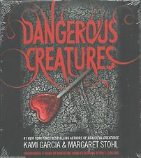 DANGEROUS CREATURES Kami Garcia AUDIO BOOK Brand NEW Unabridged 8 CDs BEAUTIFUL