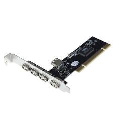 480M 4 + 1 Porta NEC USB 2.0 HUB per PCI Scheda Controller