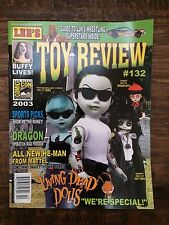 LEE'S TOY REVIEW Magazine, (LIVING DEAD DOLLS & SDCC) Issue, #132, 2003