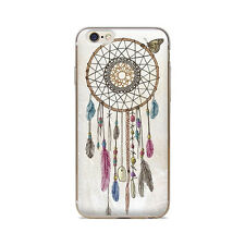 Multicolor Pattern Soft Skin TPU Case Back Protector For iPhone 5 6 4.7 inch CA