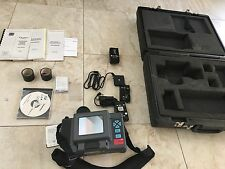 Infrared Solutions IR Snapshot MODEL 517 Thermal Infrared camera, Case & More