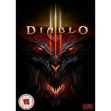 Diablo III 3 Game PC & MAC Brand New