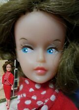 Vintage Tressy Doll Palitoy 1st Version PinHead + clothes American Character