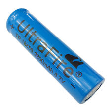 3.7V 18650 3800mAh Li-ion Rechargeable Battery for Flashlight Torch