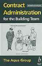 Contract Administration for the Building Team, Aqua Group