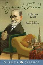 Sigmund Freud: Giants of Science #3 by Krull, Kathleen