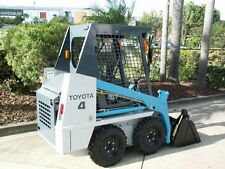TOYOTA SKID STEER LOADER SDK5 SDK4 YANMAR ENGINE WORKSHOP SERVICE REPAIR MANUAL