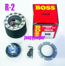 BOSS KIT STEERING WHEEL HUB ADAPTER MAZDA PICKUP B2000 B2200 B2600 323 929 85-00